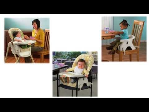 Fisher Price 3-in-1 Booster High Chair | V9463