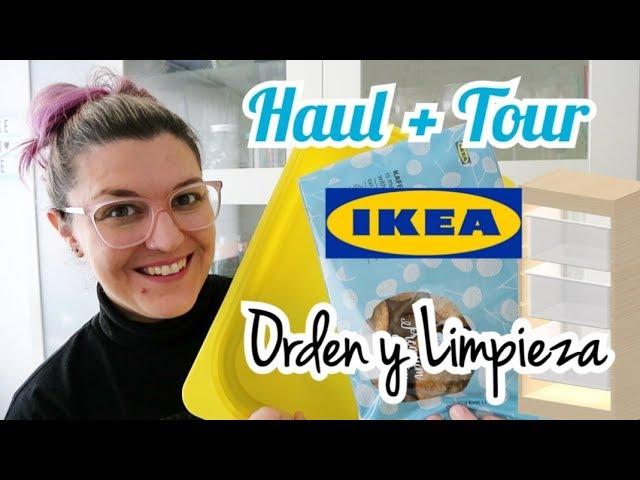 HAUL IKEA NOVEDADES 2019 | TOUR IKEA ESPAÑA | Orden Habitación Infantil