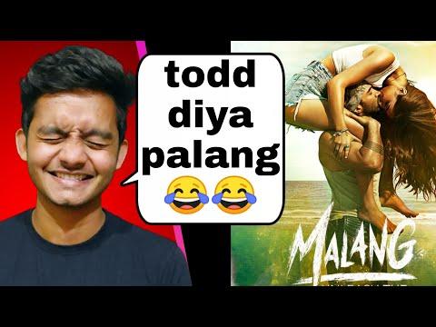 Malang review: trailer ne hi waat laga di   badal yadav