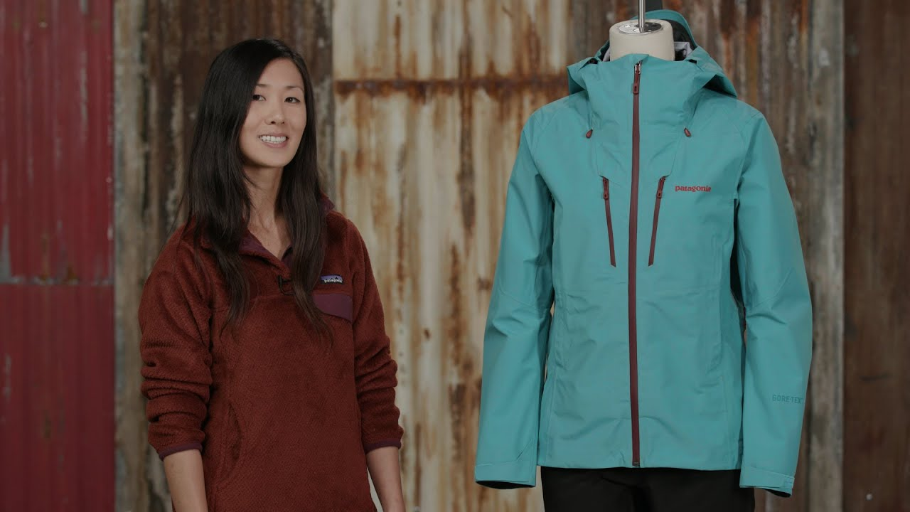 Patagonia Women's Triolet Jacket - YouTube cd36cc313709