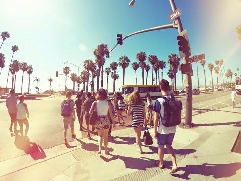 GoPro Trip California