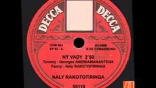 Naly Rakotofiringa - Ny vady (Georges Andriamanantena - Naly Rakotofiringa) 55119  - EP 92 - A