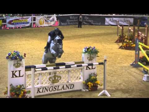 Showjumping - Guy Williams Scope 2014