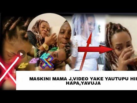 """Download VIDEO CHAFU YA """"MAMA J"""" SHABIKI WA YANGA INAYOTREND MITANDAONI HII HAPA #MAMAJ"""
