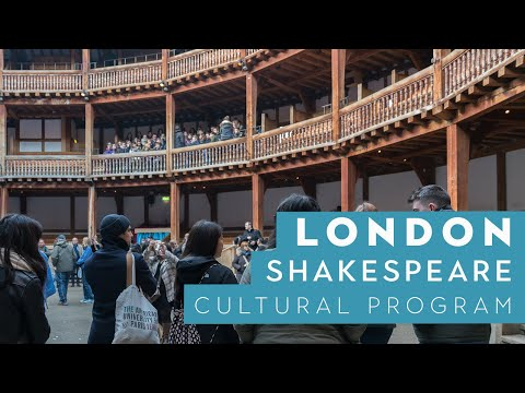 AUP Cultural Program Study Trip: Shakespeare in Context