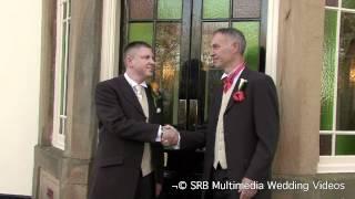 Bride Prepares Hallgarth Manor Hotel, Pittington, Durham City Wedding Video :: SRB Multimedia