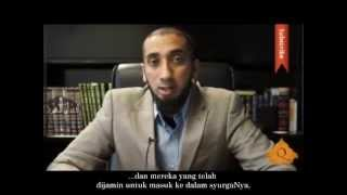 The Gates of Paradise   Nouman Ali Khan (Malay Subtitle)