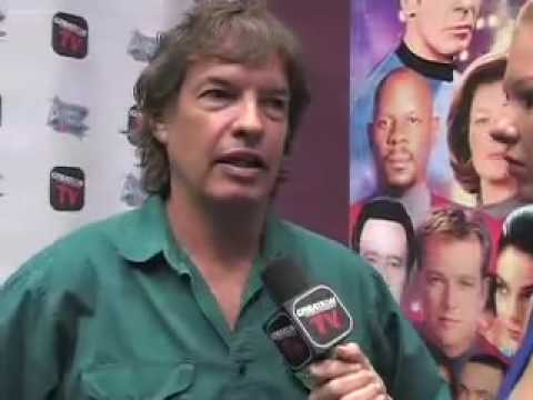 Gary Graham at Star Trek Las Vegas 2007 Convention