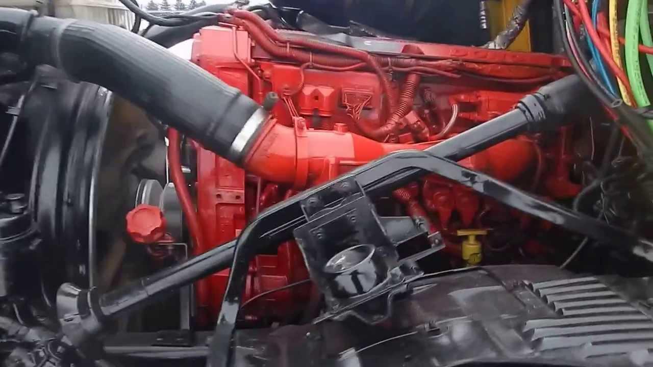 2004 Volvo 670 Semi Tractor  YouTube