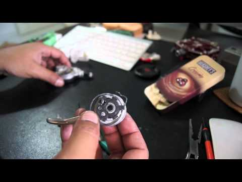 Sram Trigger Shifter Spring Assembly X9 Youtube