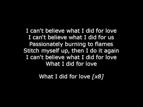 Download David Guetta ft Emeli Sandè What i did love Lyrics.mp4
