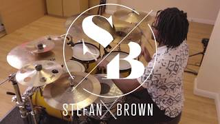What About Us Challenge - Cover by Brandy @SBDRUMZ