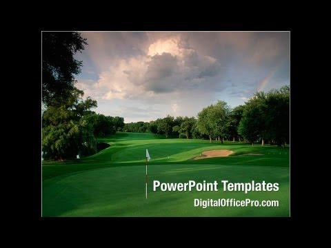 Golf club powerpoint template backgrounds digitalofficepro 02334 golf club powerpoint template backgrounds digitalofficepro 02334 toneelgroepblik Images