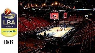Lega Basket Serie A Arenas 2018/19