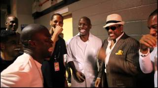Kevin Hart, Tank, and Tyrese Love Charlie Wilson