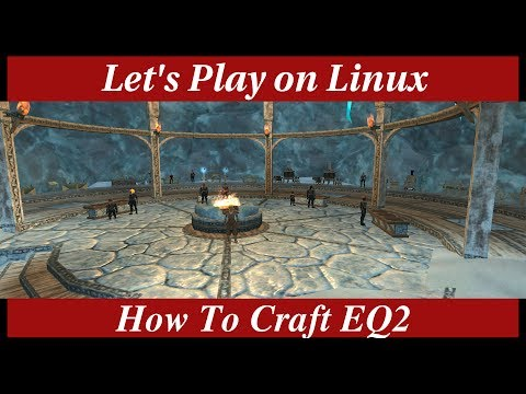 How to Craft in Everquest 2