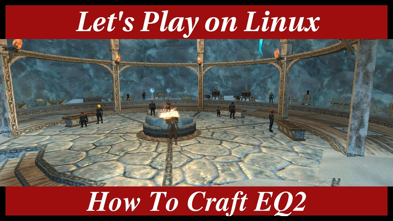 Everquest 2: crafting tutorial quest part 1 youtube.