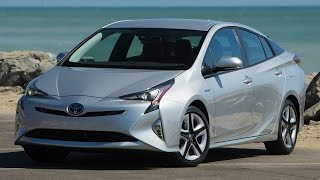 2016/2017 Toyota Prius IV Touring - In Depth Road Trip Review!