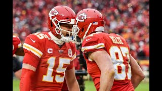 Travis Kelce on Chiefs comeback: 'We got full confidence'