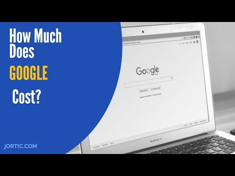 How Much Does Google Cost? Total Worth and Brand Value