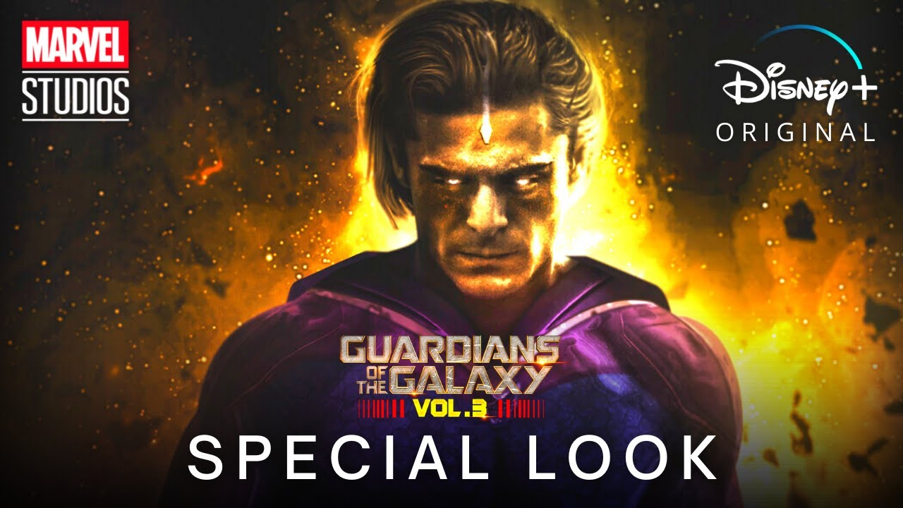GUARDIANS OF THE GALAXY VOL. 3 (2023) 'SPECIAL LOOK' Trailer | Disney+