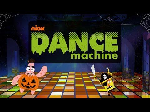 Nick Dance Machine: Halloween Edition - Do The Monster Mash (Gameplay, Playthrough)