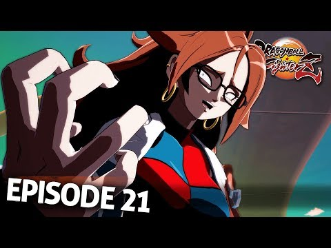 DRAGON BALL FIGHTER Z | Episode 21 : Crise de Folie - FR ( PS4 Pro )