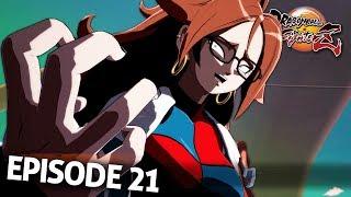DRAGON BALL FIGHTER Z | Episode 21 : Crise de Folie - FR ( PS4 Pro )