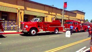 LACoFD GRAND OPENING to the Fire Museum & Fire Service Event - Mayne Events Center | July 14, 2018