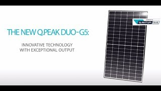 Q CELLS Q.PEAK DUO Product Video_Narration Version