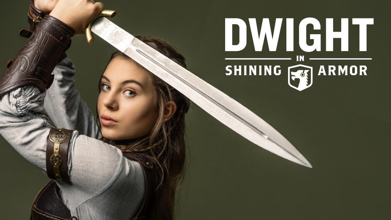 TV review: BYUtv's 'Dwight in Shining Armor' is pretty funny