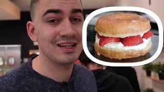 Josh's Donut Tour of Los Angeles (12 Best Donuts shops in LA!)