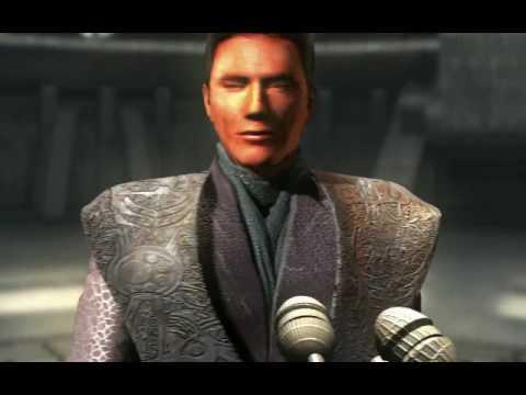 Imperium Galactica II  Solarian Federation  cinematic