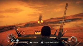 Mad Max - Havoc Point Glitch Bypass (Easy Way)