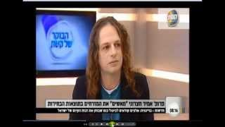 פרופ' אמיר חצרוני -