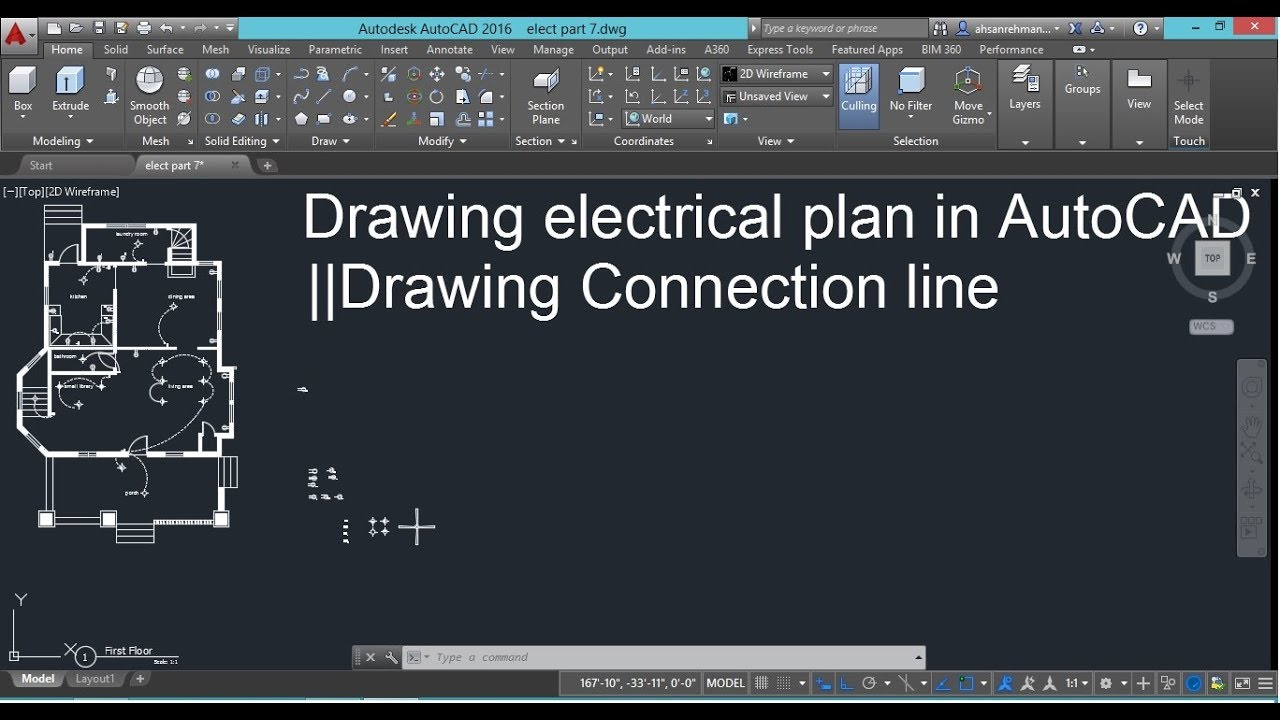 drawing electrical plans in autocad drawing connection. Black Bedroom Furniture Sets. Home Design Ideas