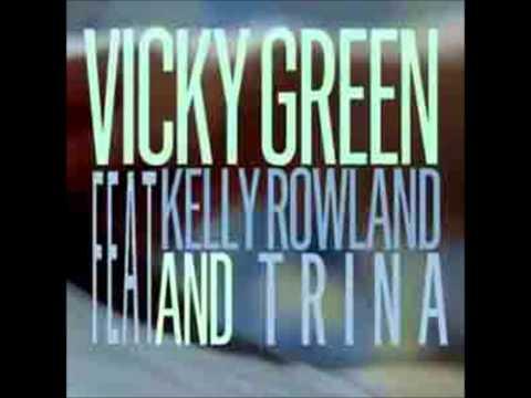 Vicky Green Feat. Kelly Rowland &' Trina - Here We Go Again
