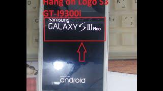 Repair Samsung Galaxy S3 Neo Duos GT-I9300i hang on Logo