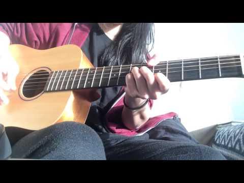 Guitar Note Zaz-Je veux