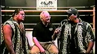 HWA TV 08.09.2001 - Hanging Out With The Island Boys