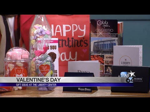 Valentine's Day gift ideas from Liberty Center