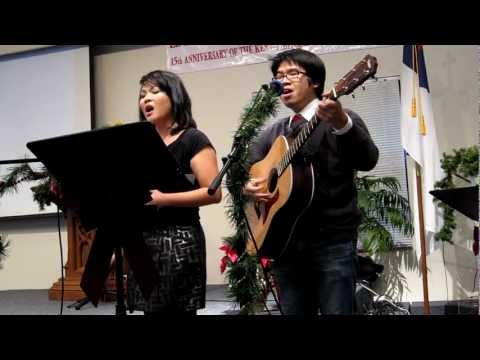 Wonderful, Merciful Savior - sung by Linda Nguyen and Jonathan Dong
