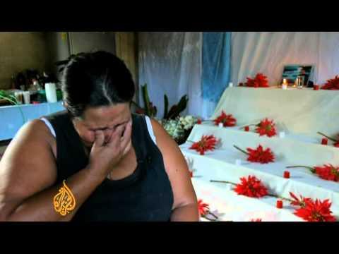 Guatemala gangs seek Christmas bonus