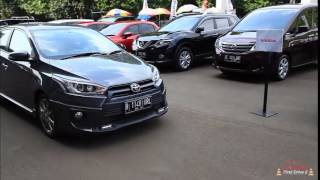 Autocar First Drive 2 (AFD2) Toyota