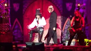 Alice Cooper He S Back The Man Behind The Mask Live Royal Arena Copenhagen 25 September 2019 Youtube