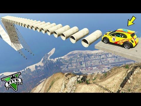GTA 5 ONLINE 🐷 PARKOUR ESTREMO !!! 🐷 GARE PARKOUR 🐷N*285🐷 GTA 5 ITA 🐷 DAJE !!!