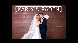 Karly & Paden wedding in Bismarck ND By pricelessstudio.com