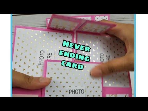Never ending card tutorial