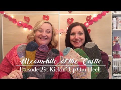 Meanwhile, at the Castle   Episode 29: Kickin' Up Our Heels