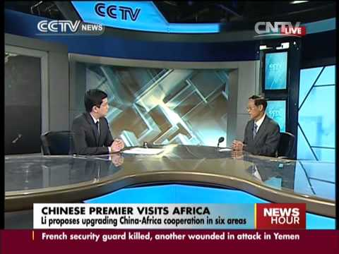 Studio interview: Li Keqiang calls for upgraded China-Africa